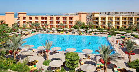 ALL INCLUSIVE i Hurghada